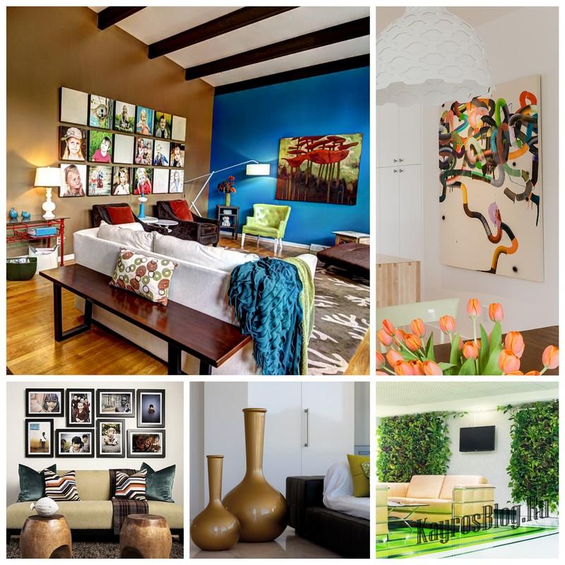 Как разнообразить интерьер своего дома
