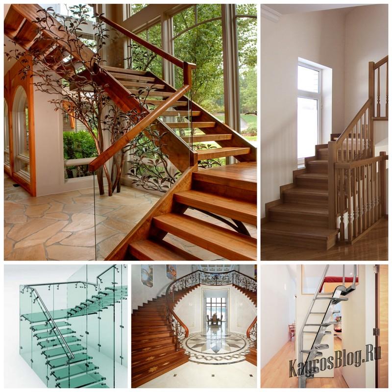 Как выбрать лестничную конструкцию?