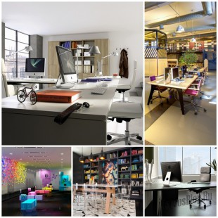 Основные модные тенденции офисного дизайна в 2016 году