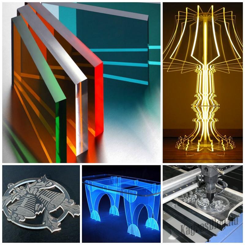 Производство изделий из оргстекла - идея для бизнеса