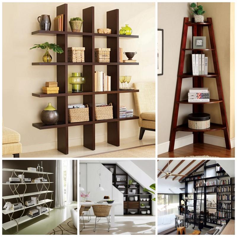 Системы хранения для небольших квартир