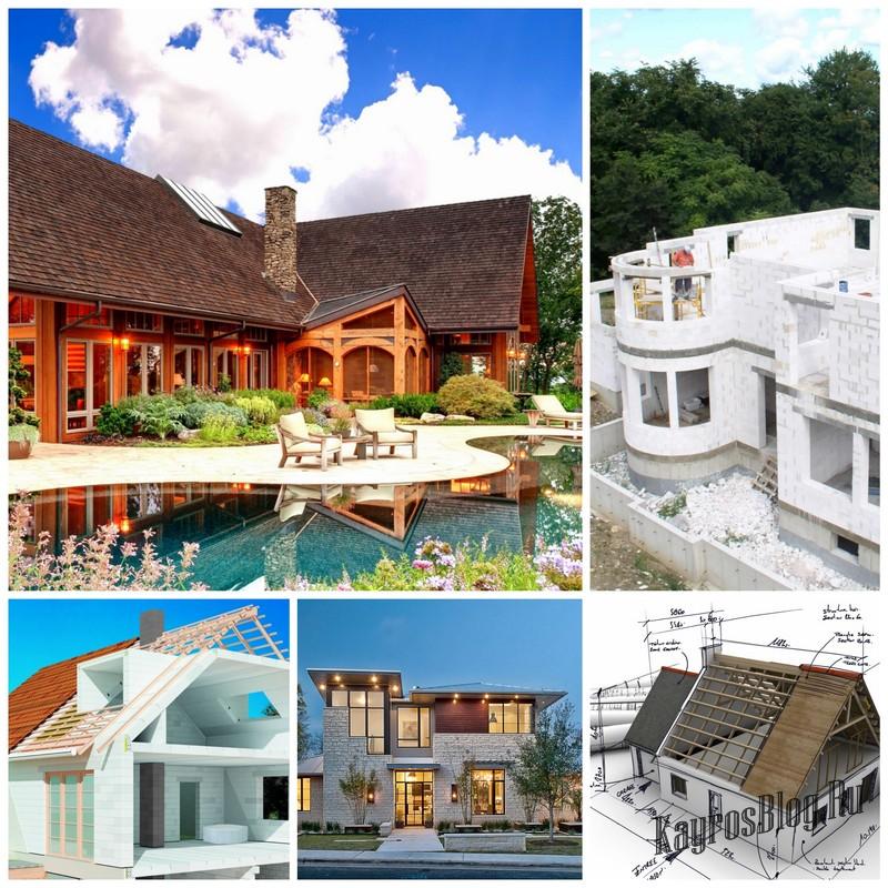 Строительство оптимального загородного дома