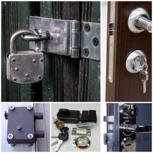 Замок для входной двери - залог вашей безопасности