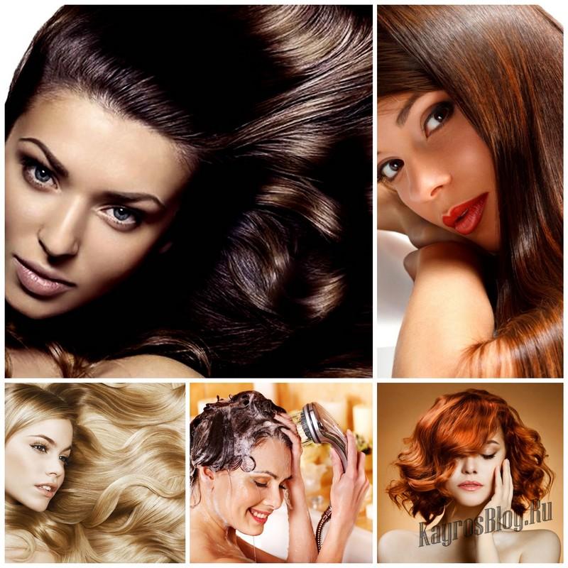 Красота и здоровье волос - радость каждой женщины
