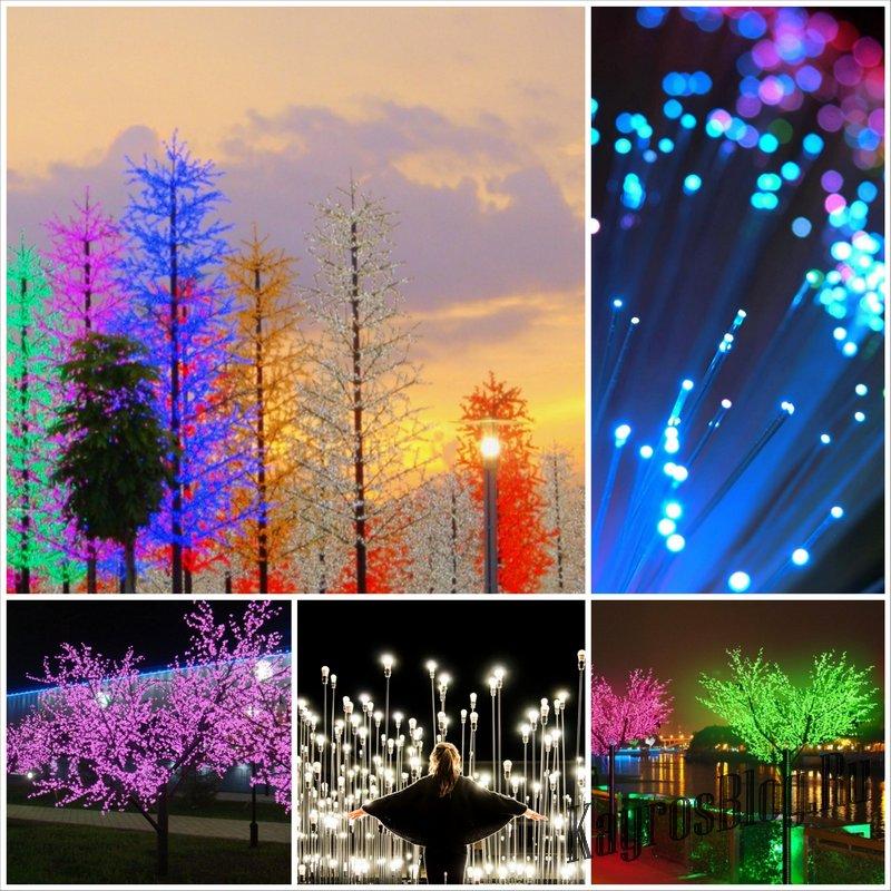 Светодиодное освещение – будущее искусственного света