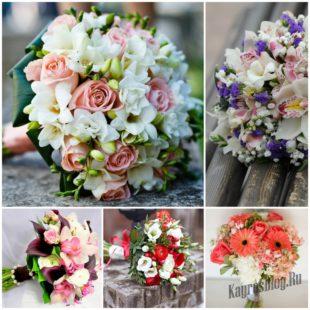 4 причины, почему букет невесты не «доживает» до конца дня