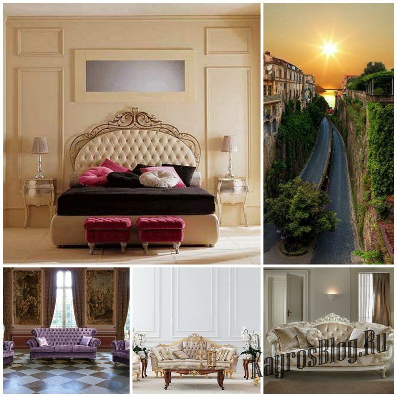 Элитные гостиные из Италии – королевская роскошь дома 10