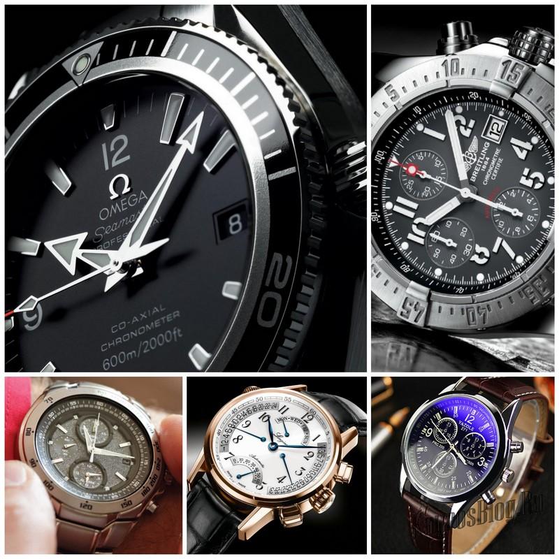 Наручные часы: аксессуар на все времена