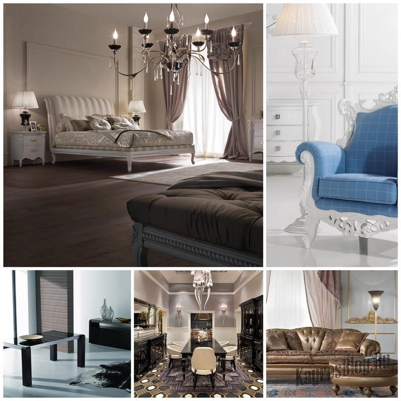 Правильный выбор мебели для дома или квартиры - залог уюта и комфорта