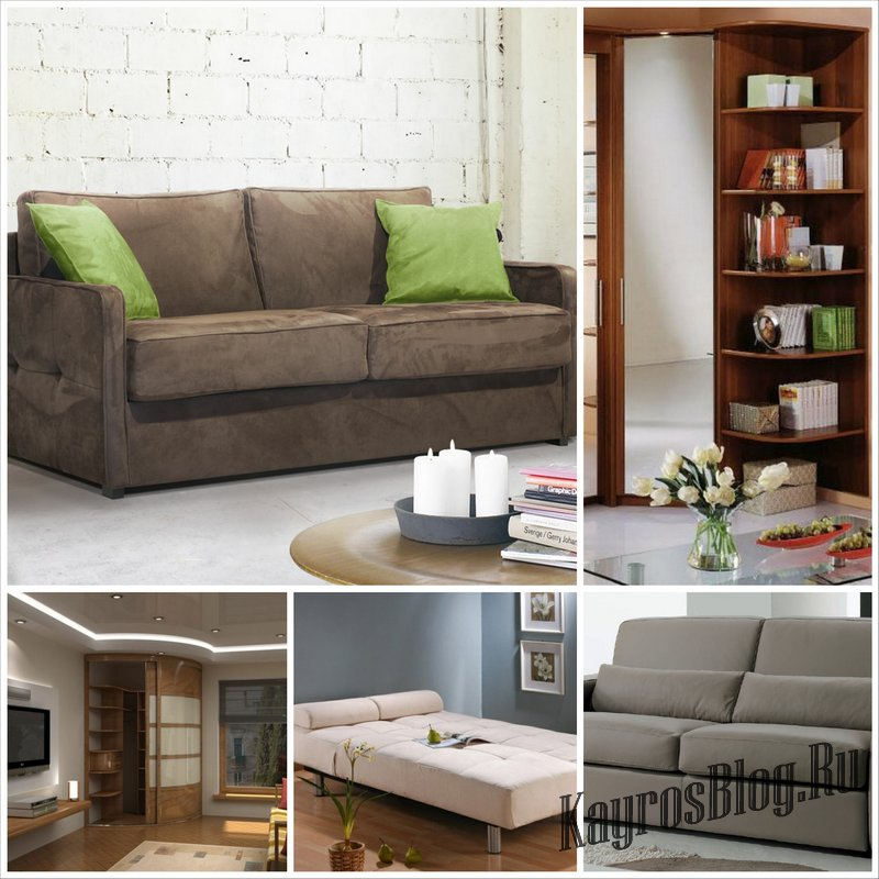 Выбираем мебель эконом класса для гостиной 10