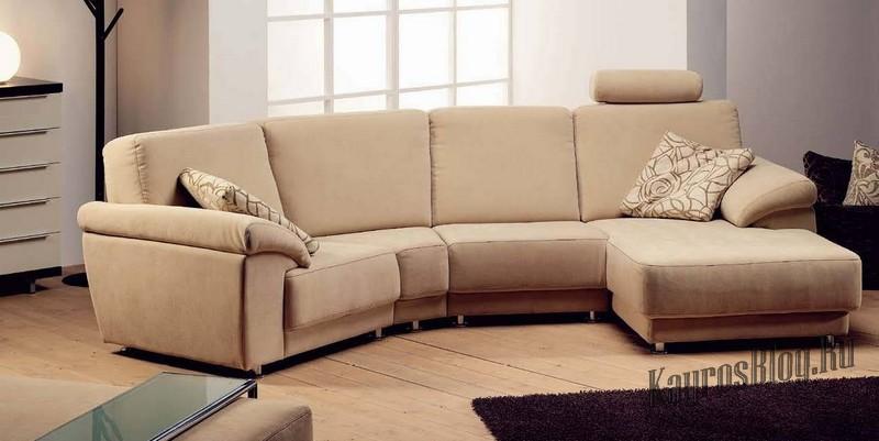 материал обивки диванов велюр