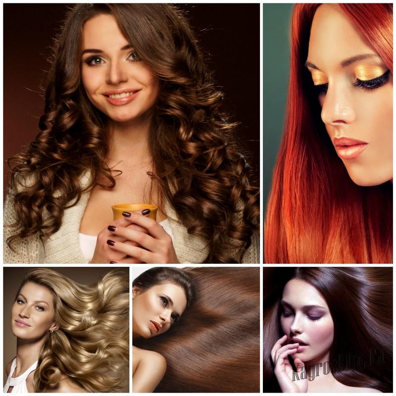 Бальзамы - эффективная помощь волосам
