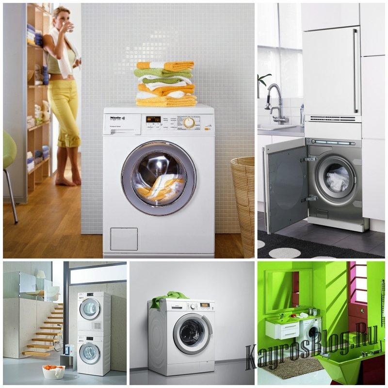 Как оптимизировать работу стиральной машины