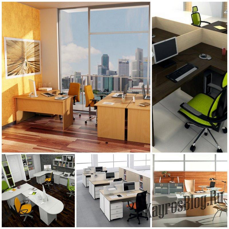 Коллекция Xten — эргономичная мебель для офиса