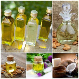 Масла для волос - натуральные здоровье и красота