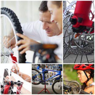 Процесс ухода за велосипедом продлевает его жизнь
