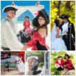 Свадьба в стиле пиратов - оригинально и весело!