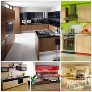 Выбор кухонной мебели - на что обратить внимание?