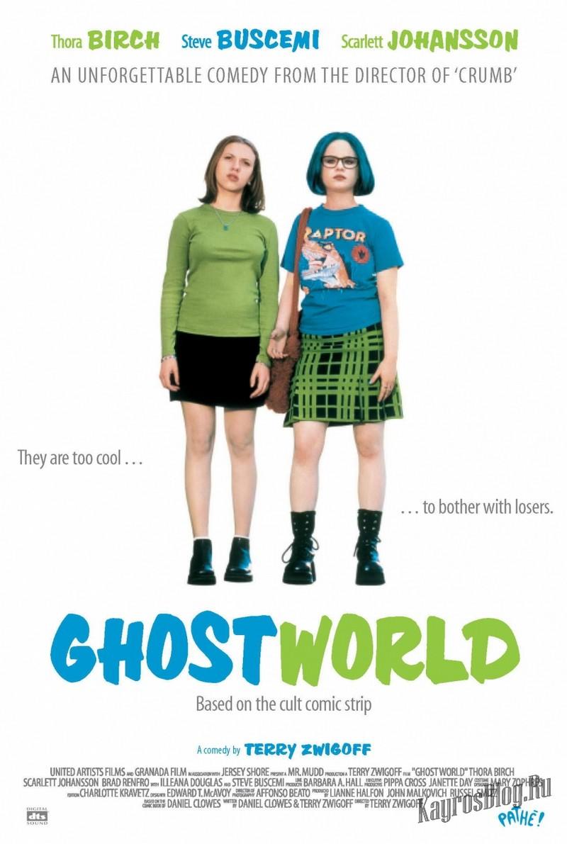 фильм «Призрачный мир», 2001