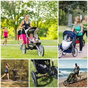 Беговые коляски для детей - гид потребителя