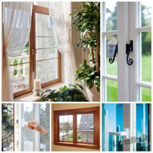 Характеристики деревянных окон
