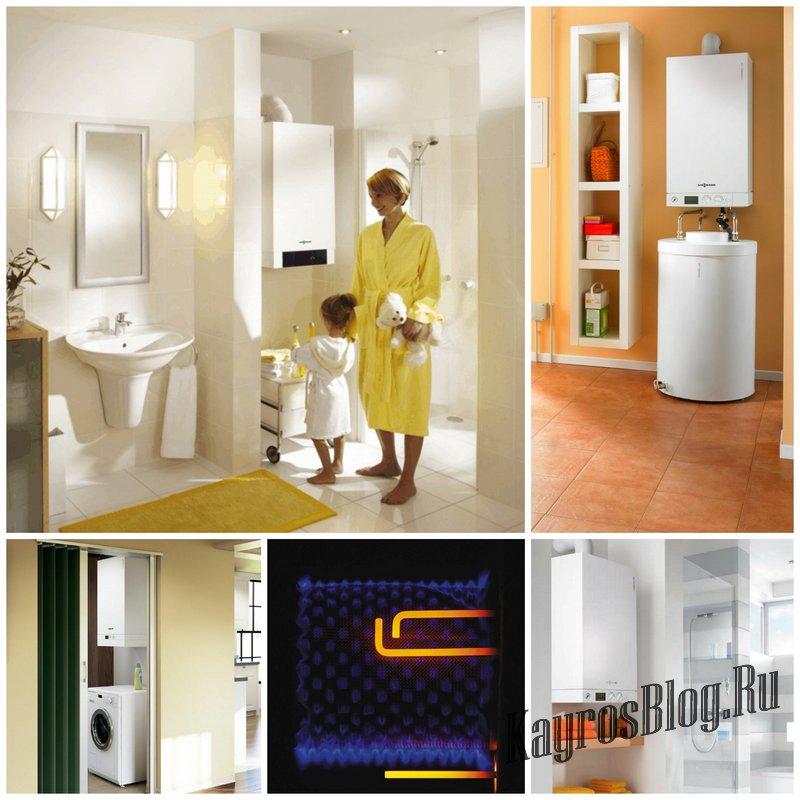 Настенные газовые котлы Viessmann - доступный комфорт в вашем доме