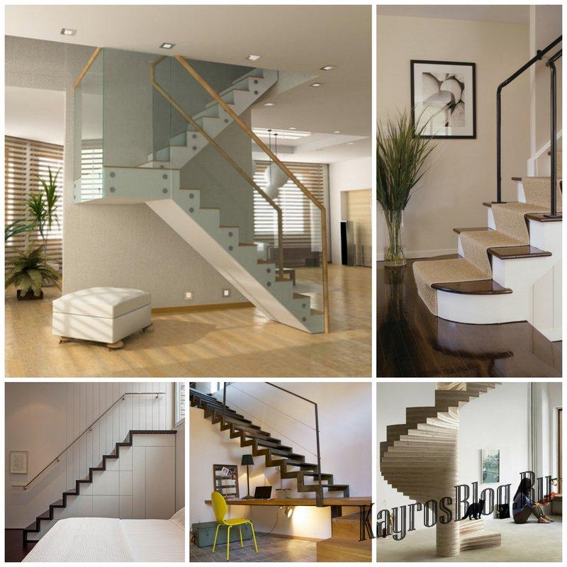 Как ухаживать за лестницами в доме