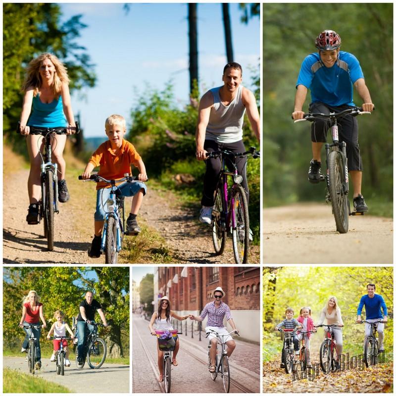 Какой эффект производят велопрогулки на здоровье?