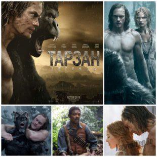 Назад в Африку. Рецензия на «Тарзан. Легенда»