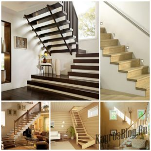Ошибки при выборе лестницы для дачи