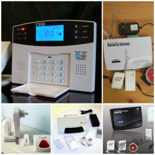Современные охранные системы - GSM сигнализация