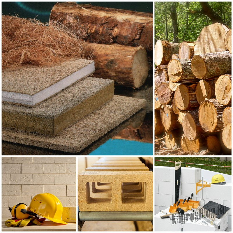 Выбираем безопасные строительные материалы