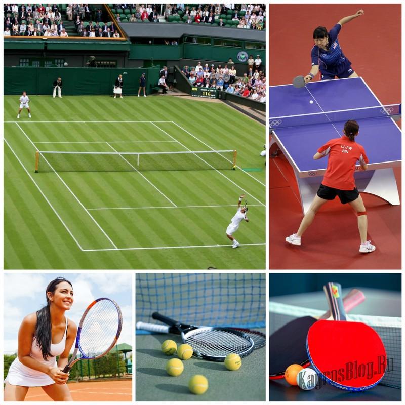 История развития тенниса
