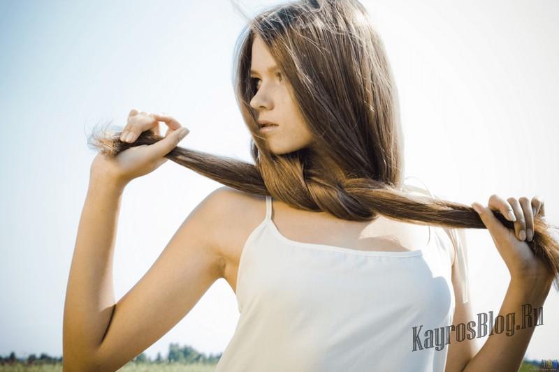 медовая вода для волос