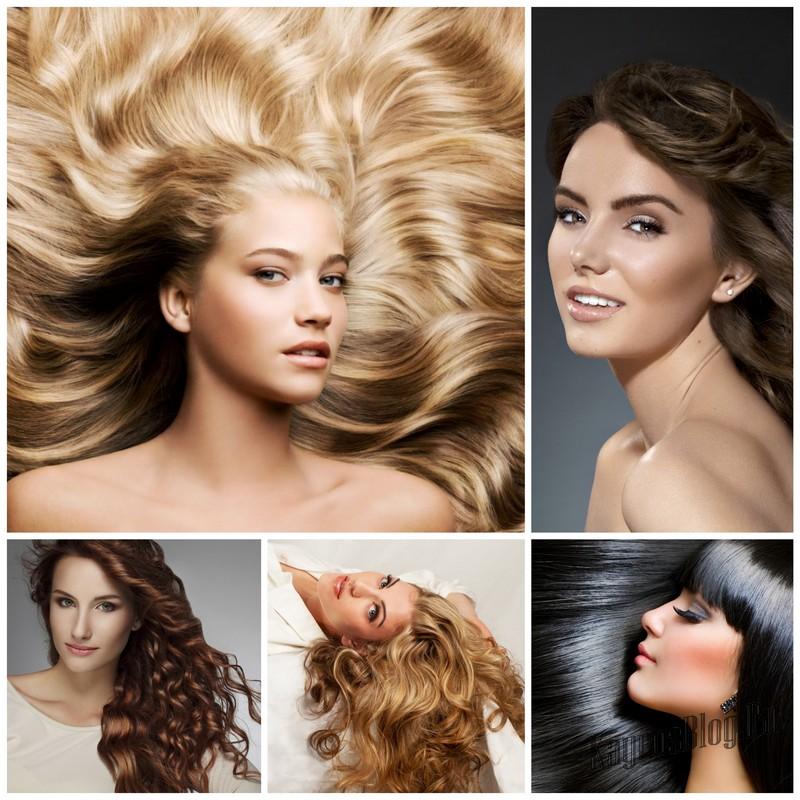 Природные средства для роста и укрепления волос