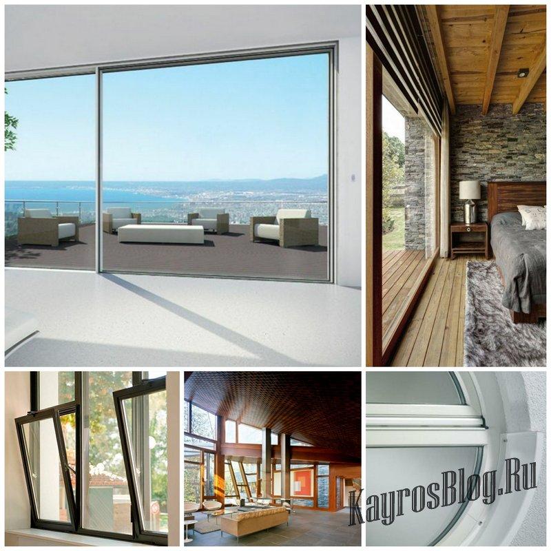 Профиль Provedal для балконов и лоджий