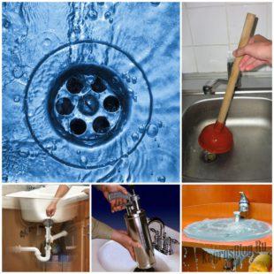 Ручная чистка канализации - это вполне возможно