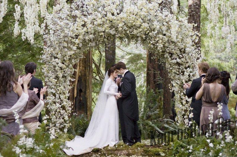 свадьба в стиле европейском фото