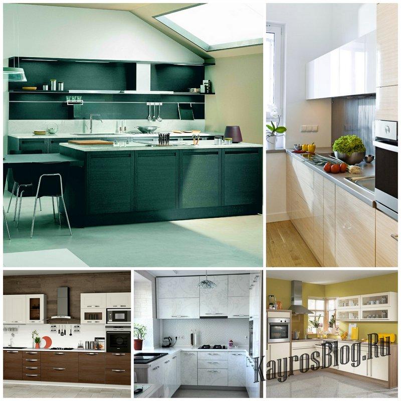 Тонкости выбора мебели на кухню