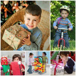 Выбор подарка для определённого типа характера ребёнка