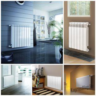 Биметаллические радиаторы - что это и в чем их особенность