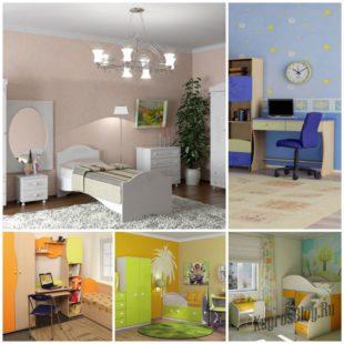 Как выбрать мебель для детской комнаты - советы дизайнера