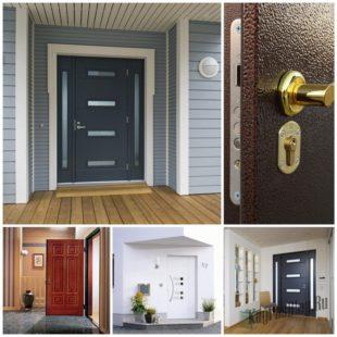 Как выбрать входную металлическую дверь и не ошибиться?