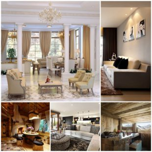 Как выдержать квартиру в едином стиле?