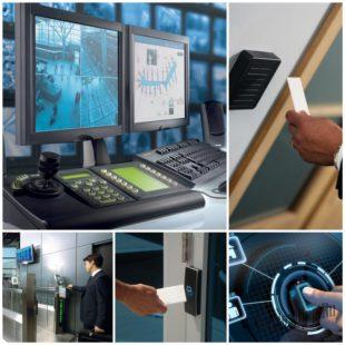 Безопасность дома и на предприятиях с применением компьютерных технологий СКУД