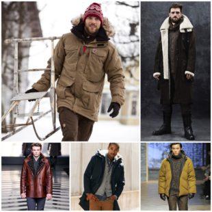 Что носить мужчинам зимой 2016-2017: парка, дублёнка или пуховик?