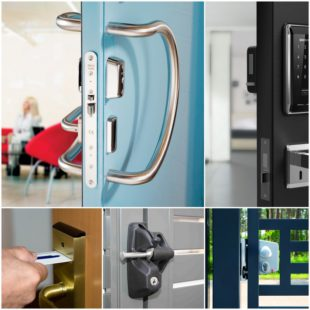 Электромеханические замки - современные системы контроля доступа