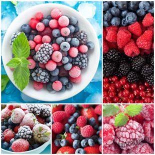 Хранение плодов и ягод в свежем и замороженном виде