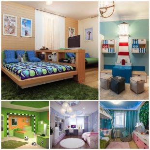 Как сделать ремонт детской комнаты? Советы строителя