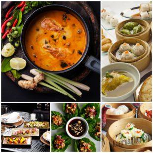 Как выбрать хороший ресторан? Паназиатская кухня